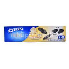Oreo Kukis Sandwich Tipis Vanila Delight
