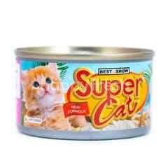 Best In Show Supercat Baby Kitten Tuna & Salmon