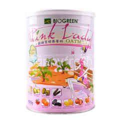 Biogreen Pink Lady Oatmilk Powder