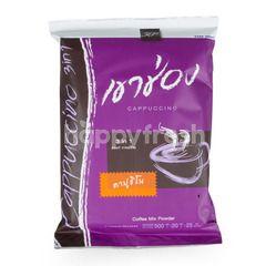 Khao Shong 3 in 1 Cappuccino Coffee Mix (25 Sachets)