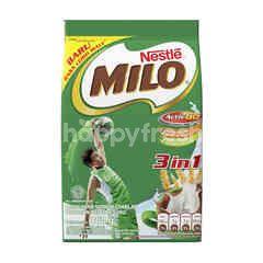 Milo Activ-Go Minuman Serbuk Cokelat dengan Susu Dancow 3in1