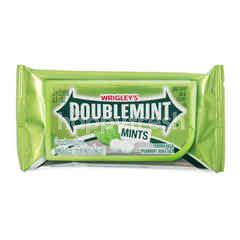 Wrigley's Doublemint Spearmint Candy