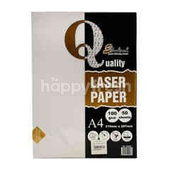 Standard Quality Laser Paper (50 Sheets)