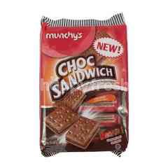 Munchy's Choc Sandwhich