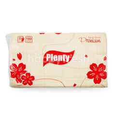 Plenty Premium Facial Tissue (180 sheets)