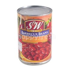 S&W Barbecue Beans 439g