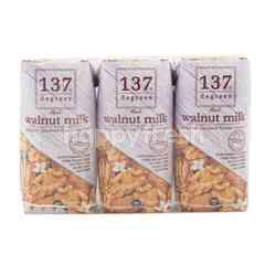 137 Degrees Walnut Milk