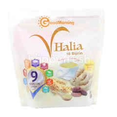 Good Morning V Halia Ginger Bamboo Premix (8 Pieces)