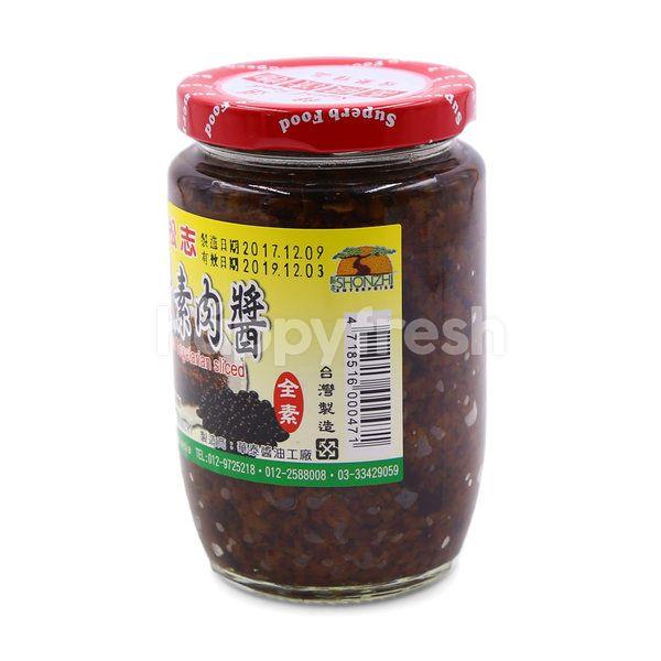 Shonzhi Black Bean Vogetarian Sliced