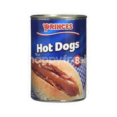Princes Hot Dogs (8 Pcs)