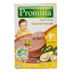 Promina Nutritious Sweet Sereal Chocolate, Avocado & Milk