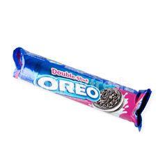 Oreo Oreo DoubleStuf Chocolate Sandwich Cookies