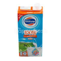 Foremost UHT Milk Plain Flavour With High Calcium 1 L