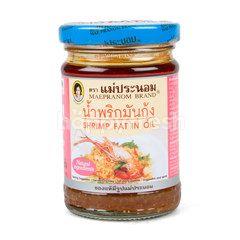 Maepranom Chili Paste Lipid Shrimp Flavor