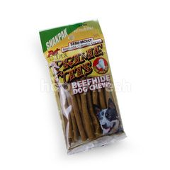 PET LIFE Prime Cuts Semi-Moist Rawhide Chicken Sticks