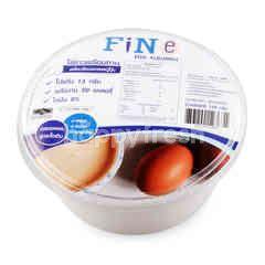 ฟิน อี ไข่ขาวพร้อมทาน สูตรดั้งเดิม