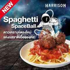 Harrison Butcher Spaghetti Spaceball