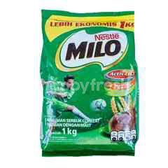 Milo Activ-Go Minuman Serbuk Cokelat & Malt