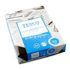 เทสโก้ กระดาษถ่ายเอกสาร A4 70 แกรม 500 แผ่น