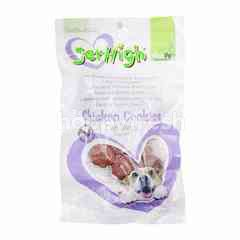 Vito Pet Jerhigh Chicken Cookies For Dogs