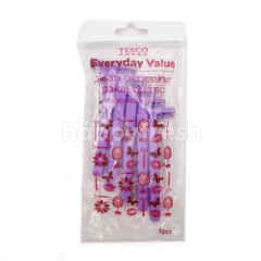 Tesco Everyday Value Disposable Women Razor