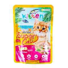 Best In Show Supercat Kitten Tuna Special