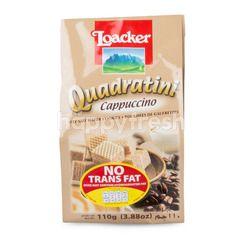 Loacker Quadratini Cuppuccino