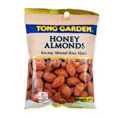 Tong Garden Kacang Almond Rasa Madu