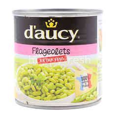 Daucy Extra Fine Flageolets Beans
