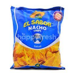 El Sabor Nacho Chips