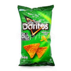 Doritos Roasted Corn Flavored Tortilla Chips
