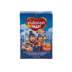 Vidoran Vitamin Pintar Rasa Jeruk