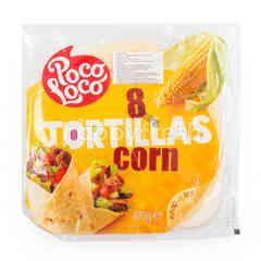 Poco Loco Tortilla Corn Wrap