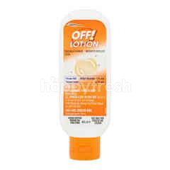 Off! Lotion Mosquito Repellent