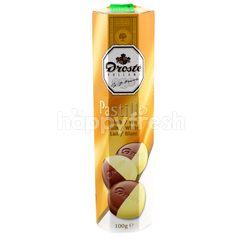 Droste Holland Milk/White Chocolate Pastilles