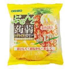 Orihiro Pineapple Konjac Jelly Pouch