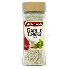 Master Foods Garlic And Herb Salt