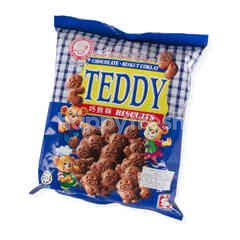 Cap Ping Pong Chocolate Flavour Teddy Biscuits