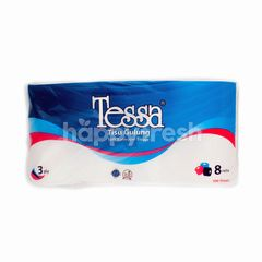 Tessa Soft Bathroom Tissue (8 rolls)