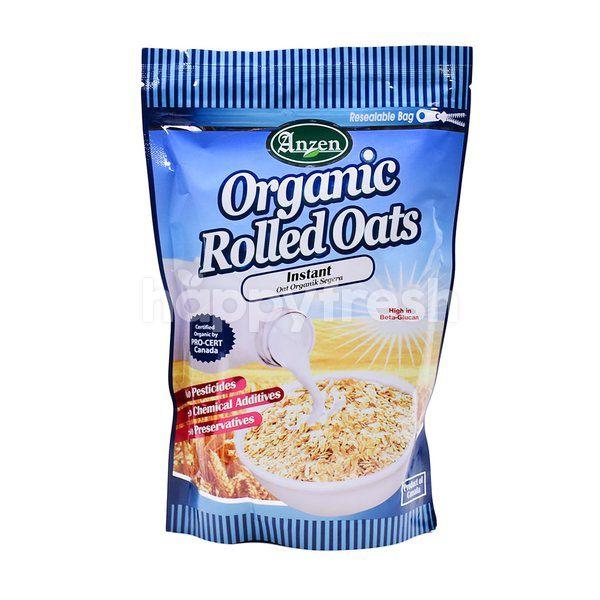 ANZEN Instant Organic Rolled Oats