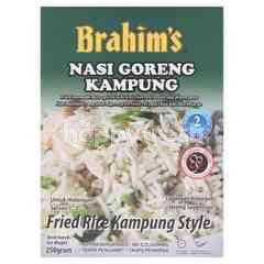 Brahim'S Fried Rice Kampung Style