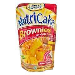 Nutri Cake Cheese Flavor Brownies Premix Flour