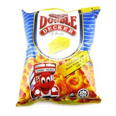 Mamee Double Decker Classic Cheese Ring