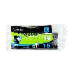 เทสโก้ ถุงขยะ 36*45 ไซส์ L 15 ใบ