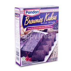 Pondan Black Sticky Brownies Flour Premix