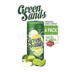 Green Sands Minuman Karbonasi Original