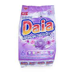 Daia Powder Laundry Detergent plus Softener Violet