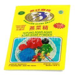 Swallow Globe Brand Green Agar-Agar Powder