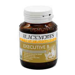 Blackmores Dietary Supplement Executive B (30 Tablets)