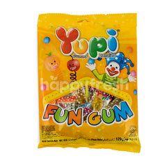 Yupi Permen Kenyal Fun Gum
